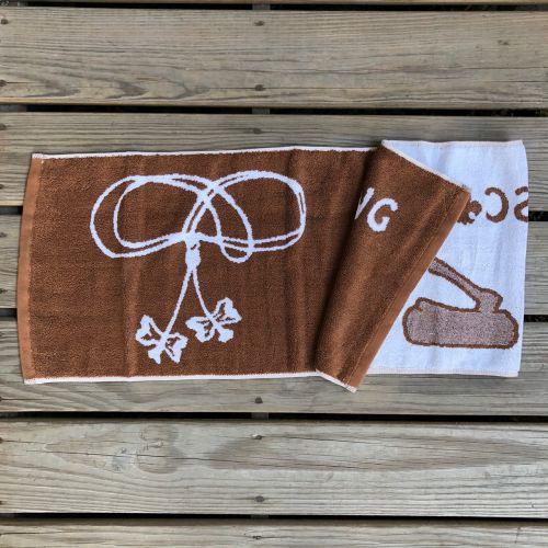 木章運動毛巾