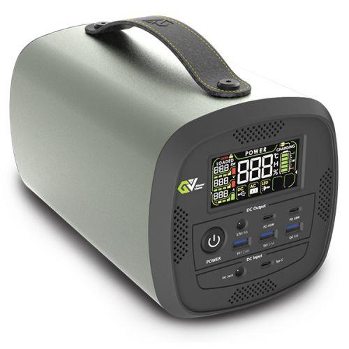 攜帶式行動電源(650Wh)