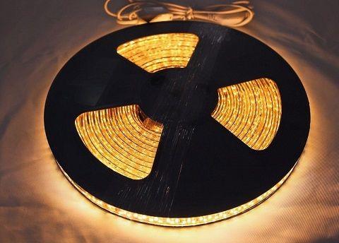 可微調LED燈條(10米)(黃光/白光)