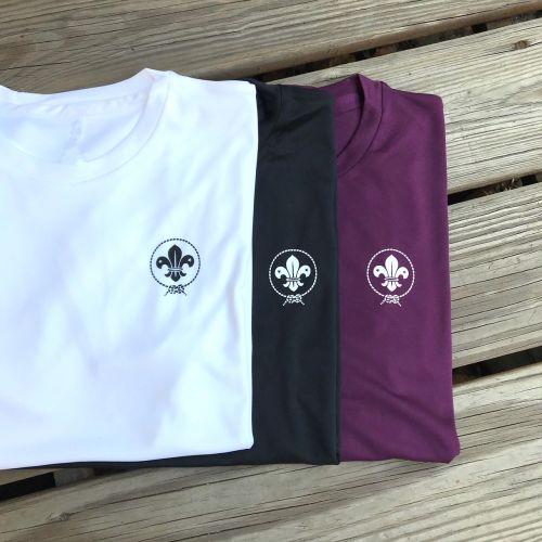 世界徽抗UV舒適T恤