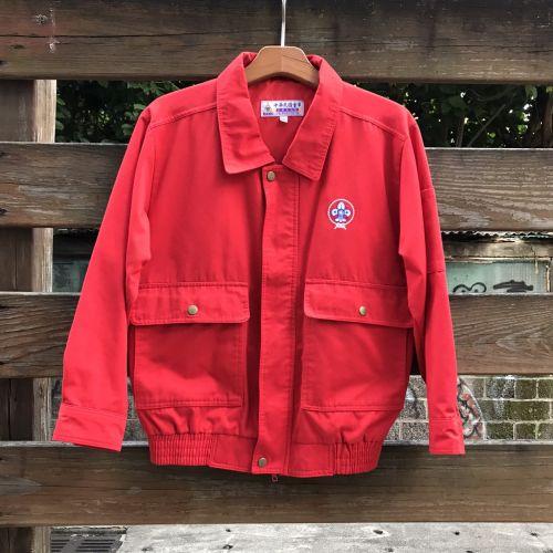 童軍紅外套(10~5XL)