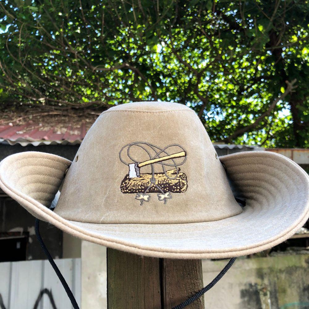 木章徽牛仔帽- 57、59、61